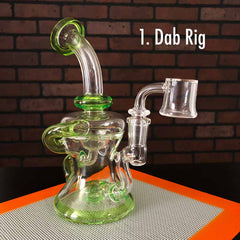 How to Use a Dab Rig - 2