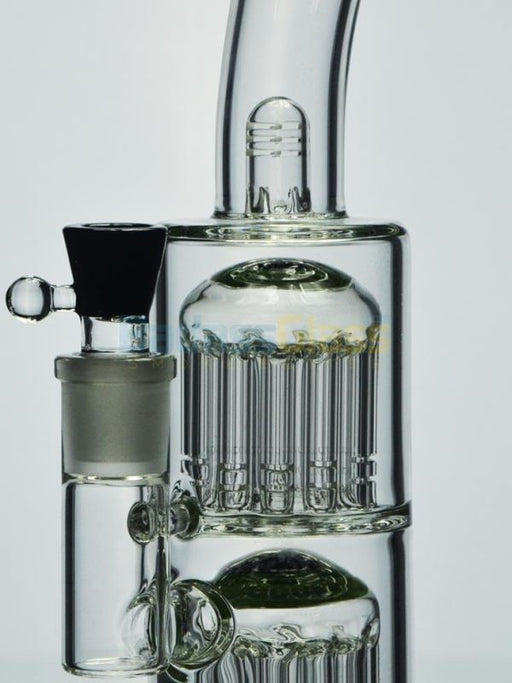 12-Arm To 12-Arm Tree Waterpipe By BIO Hazard