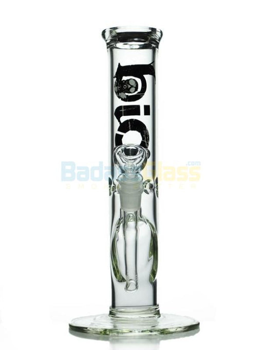 "12"" Straight Shot Water Pipe by Bio Hazard"