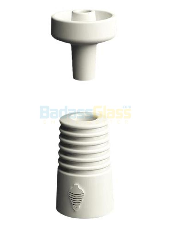 14/18mm Female Ceramic Domeless Nail by HIVE Ceramics