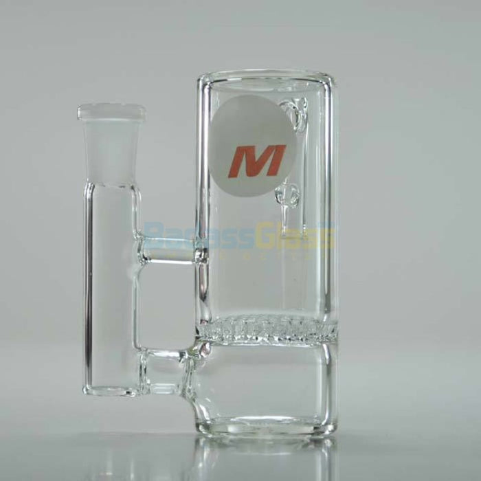 14mm 90 Degree Honeycomb Ash Catcher by Maverick