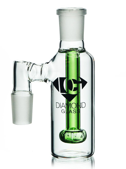 18mm Diamond Glass Ash Catcher