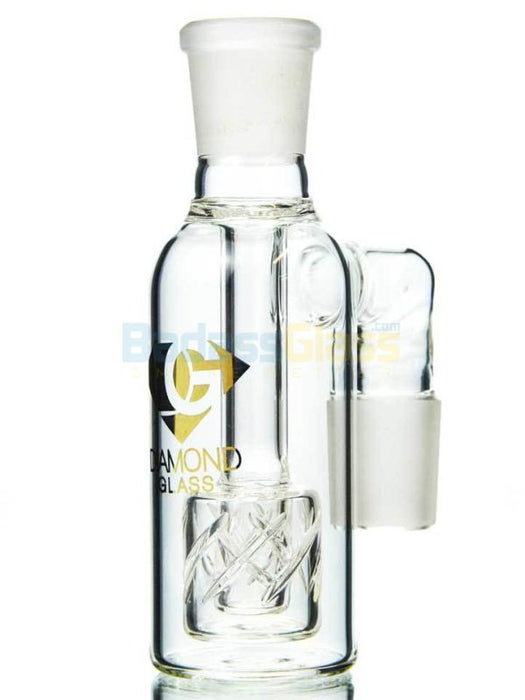 18mm 90 Degree Reti Perc Ash Catcher