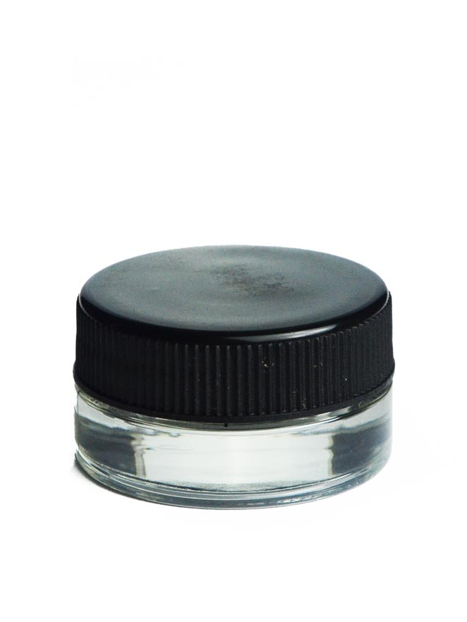 7ml No Neck Glass Jar