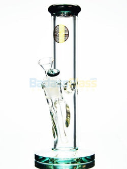 7Mm Straight Shot Bong By Bougie - 12 Inch