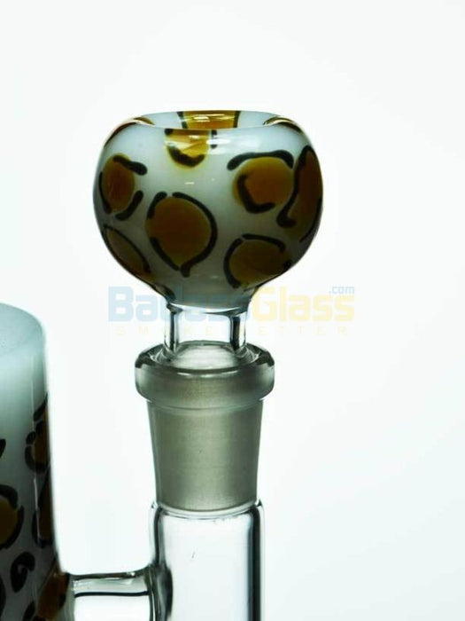 "9"" Leopard Showerhead Water Pipe by Glob Squad"