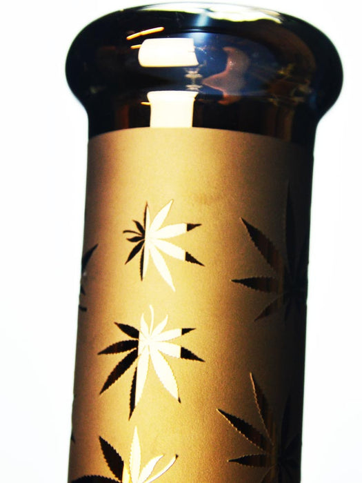 Limited Edition Gold Bong