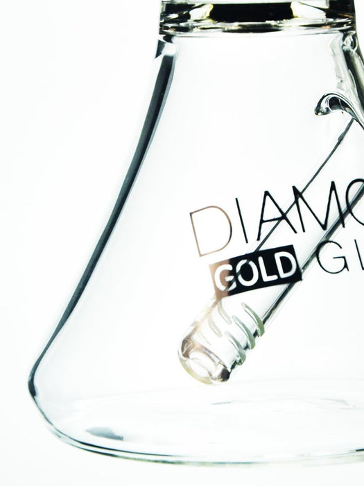 The Simple Beaker by Diamond Glass