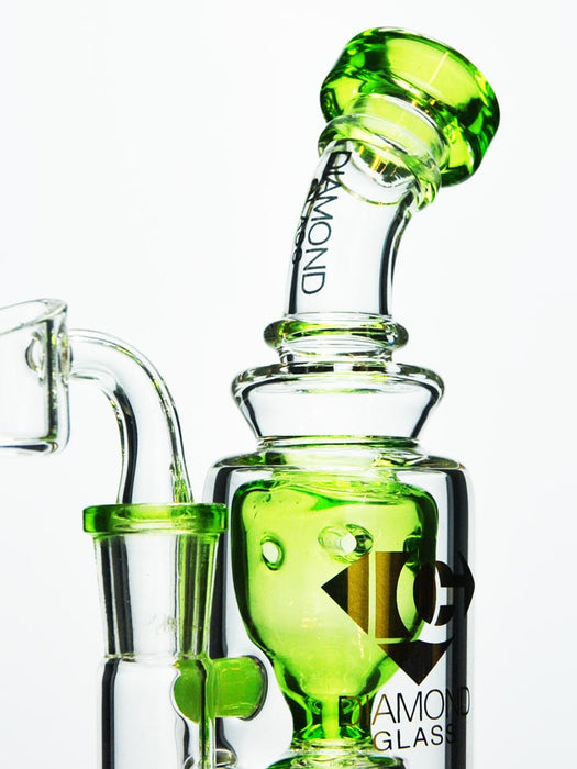 Mini Incycler Oil Rig by Diamond