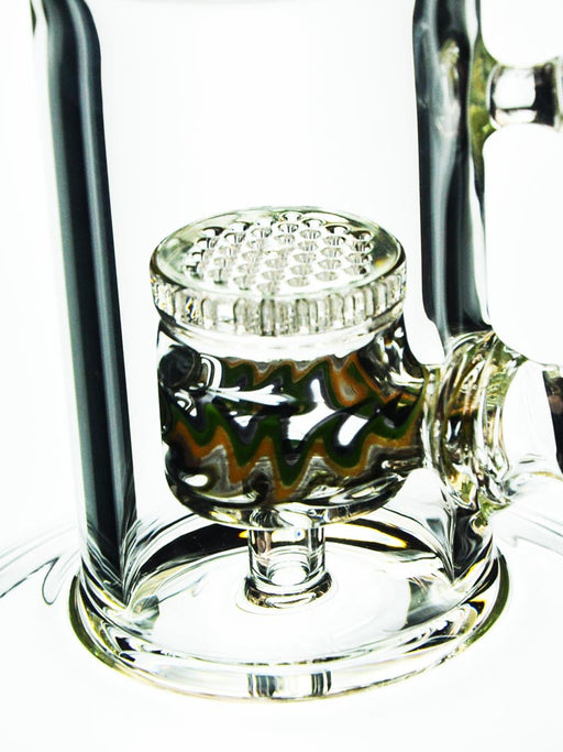 Honeycomb Tree Perc Bong