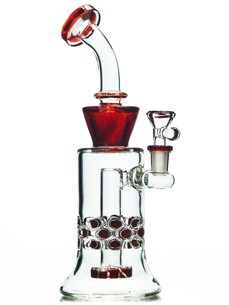 The Atomic Nucleus by SWRV Glass