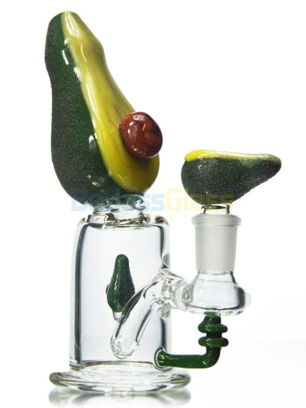 Avocado Dab Rig By Empire Glassworks