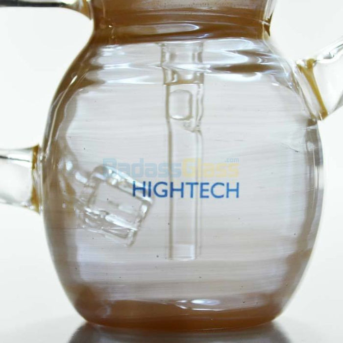 Baked Recycler Baby Bottle by High Tech Glass