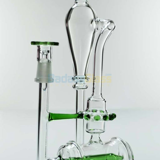 Barrel Recycler Oil Rig
