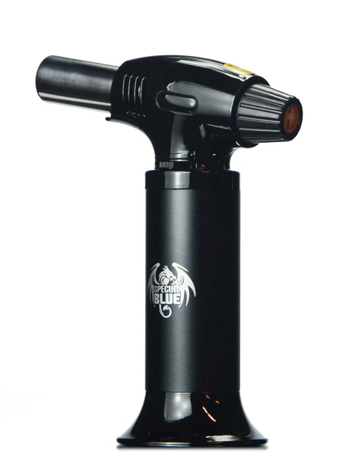 Black Butane Torch