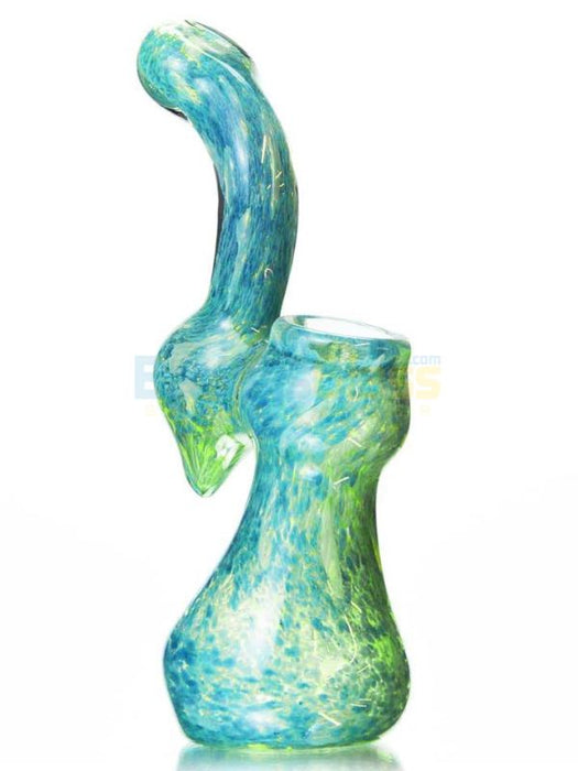 Blue Sea Foam Bubbler