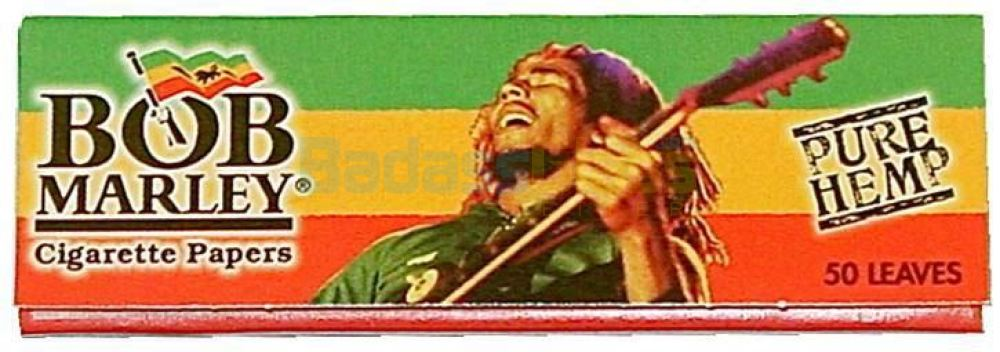 Bob Marley 1 1/4 Rolling Papers