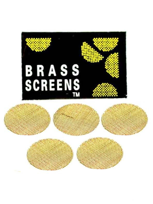 Brass Pipe Screens
