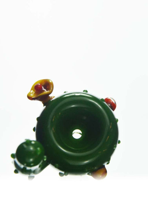 14mm Cactus Bowl Piece
