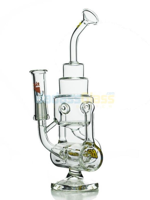 Cake Recycler by Hitman Glass