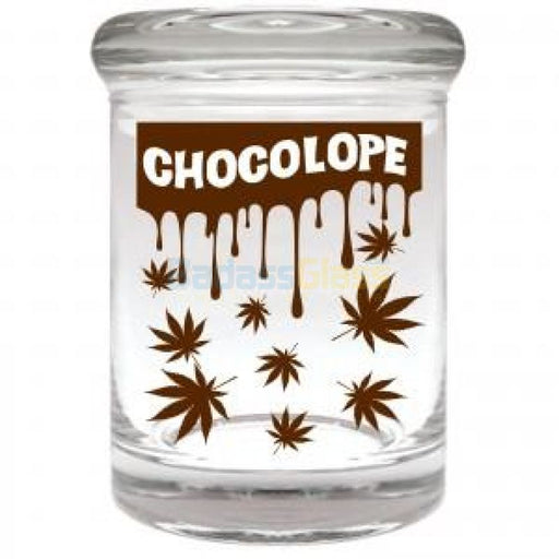 Chocolope Stash Jar for 1/8 oz