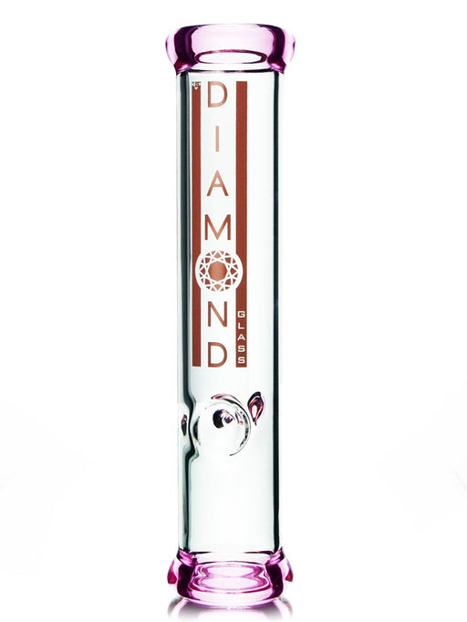 Diamond Glass Steamroller Pipe