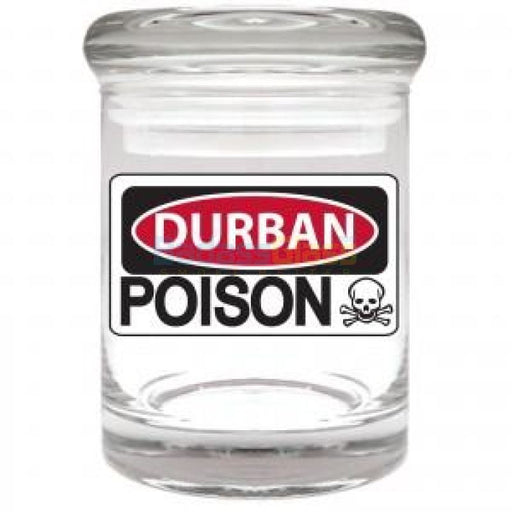 Durban Poison Jar for 1/8 oz