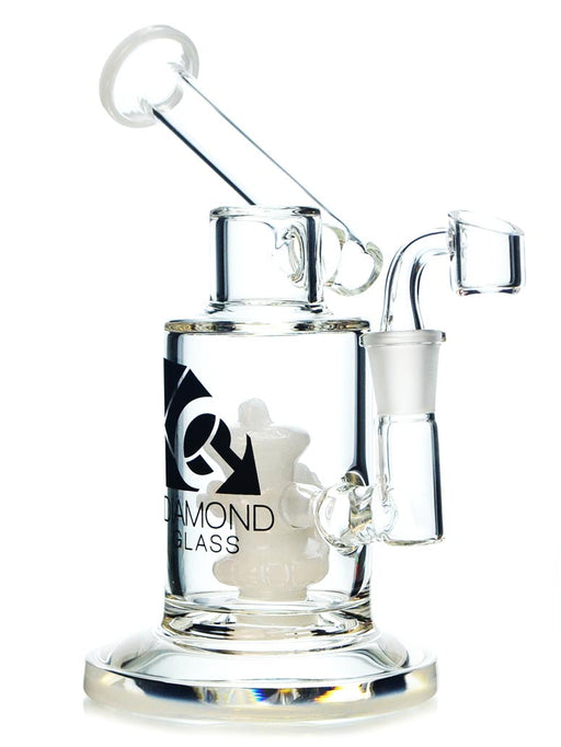 Fire Hydrant Perc Dab Rig by Diamond