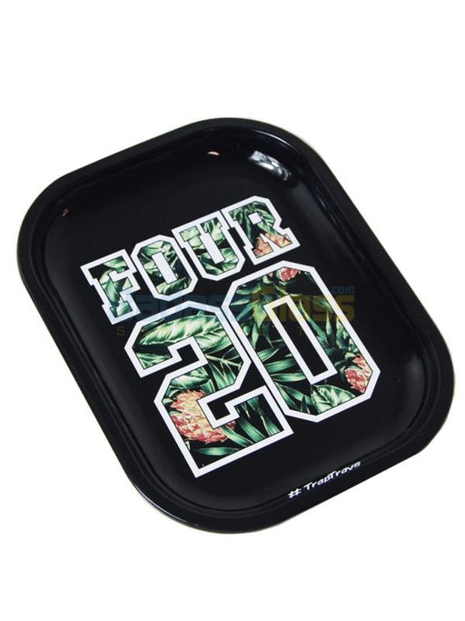 Four Twenty Rolling Tray by Trap Trays