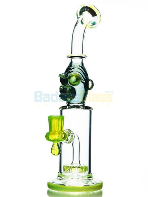 Furious George XL by SWRV Glass - Slyme