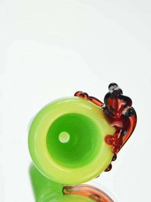 14mm Gecko Bowl Piece