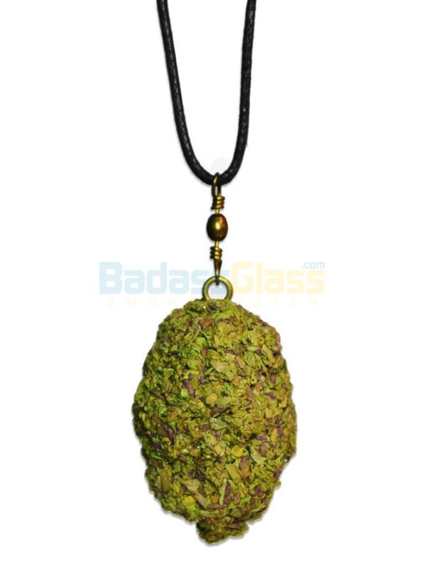 Giant Bud Necklace