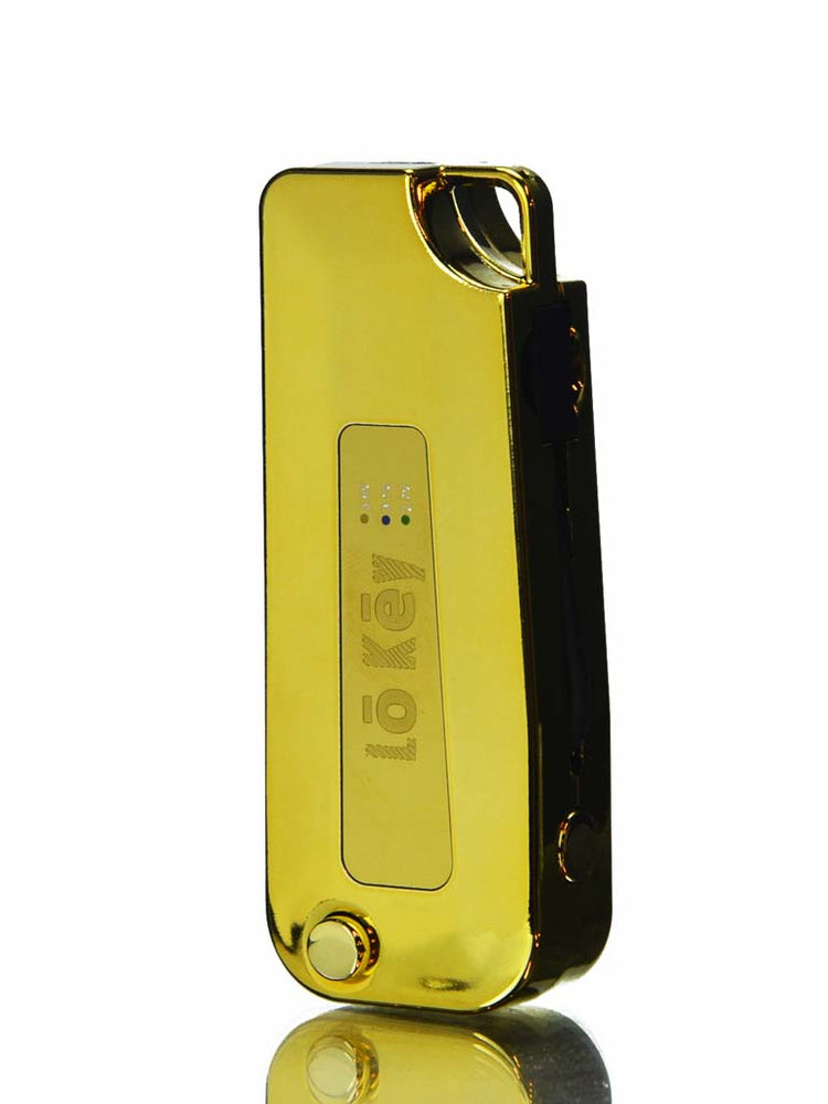 Gold Lokey Battery