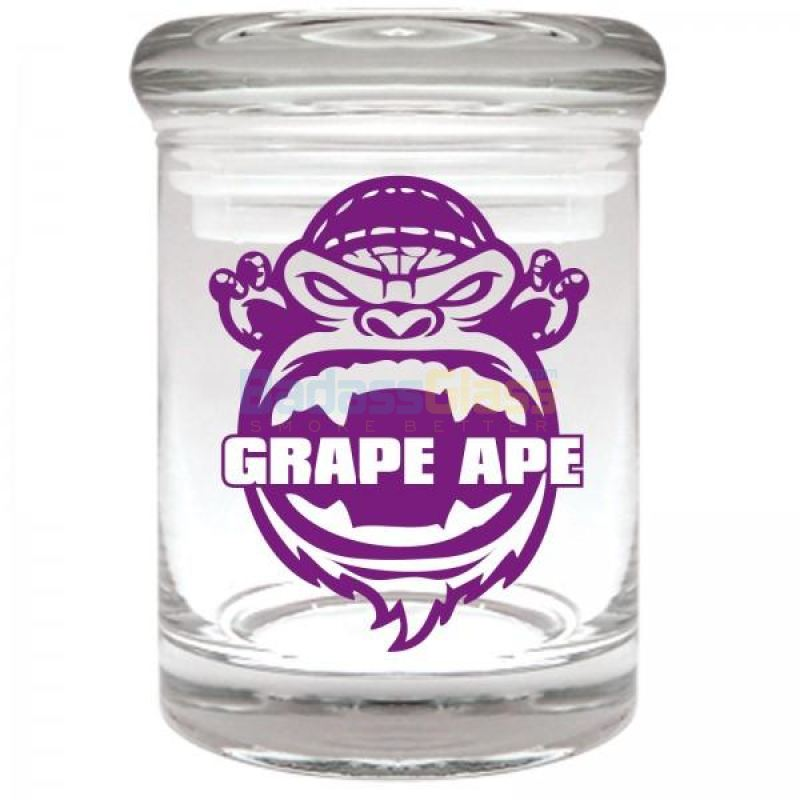 Grape Ape Jar For 1/8 Oz
