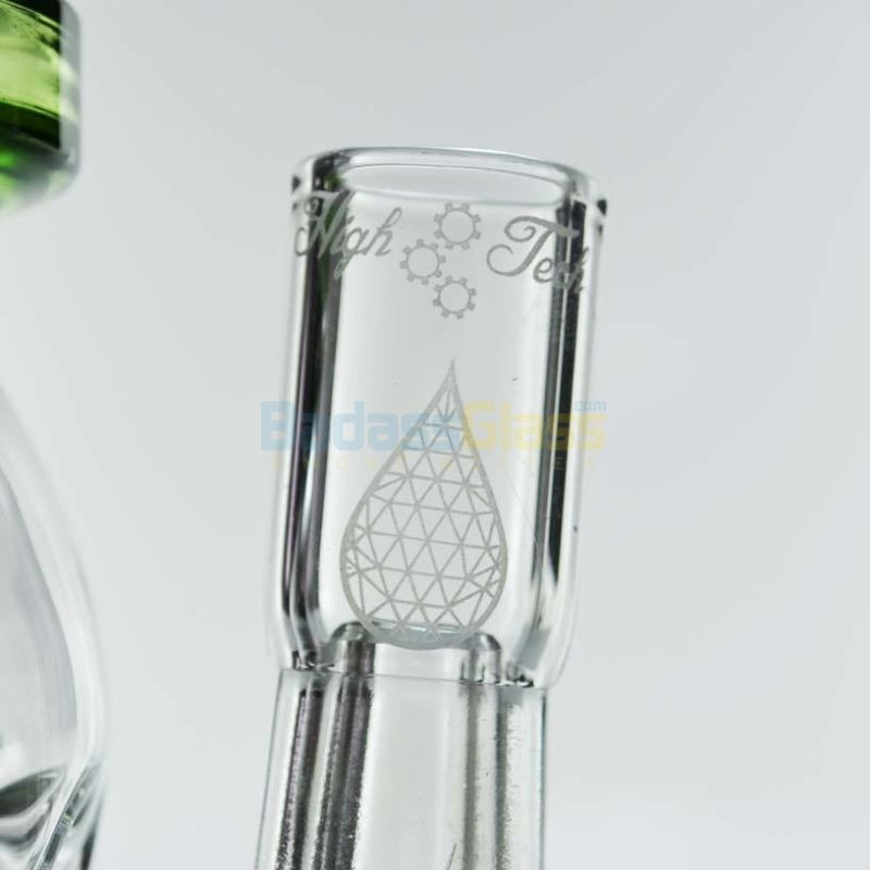 Haterade Green Cheese Bottle Recycler By High Tech Glass
