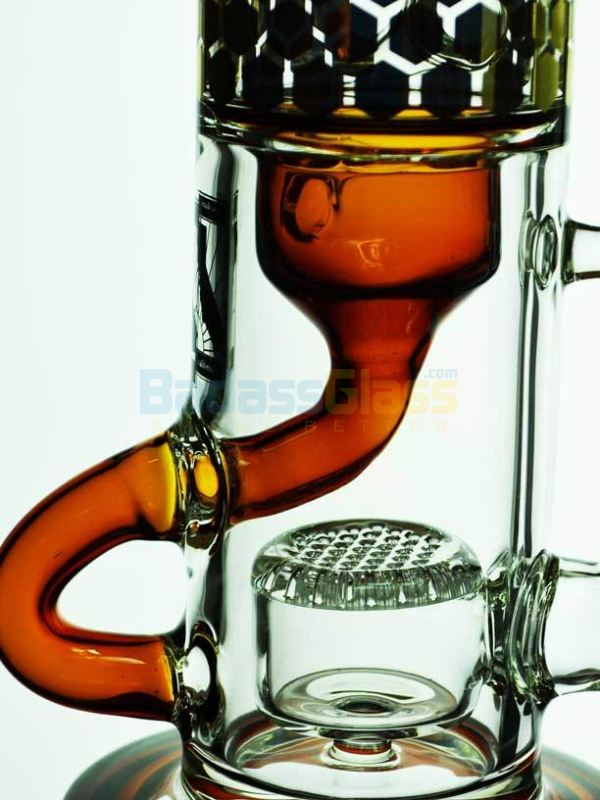 Honeycomb Cup Recycler With Amber By Maverick