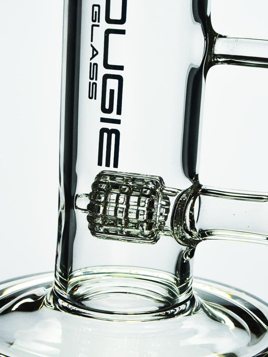 Matrix Jet Bong by Bougie Glass