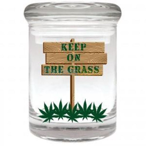 Keep On Grass Jar For 1/8 Oz