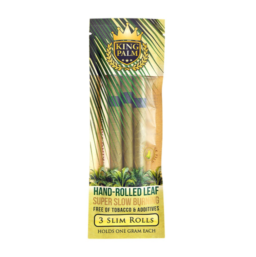 King Palm Wraps - Slim Rolls - 3 Pack