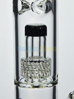 Matrix Straight Shot Waterpipe By Diamond Glass