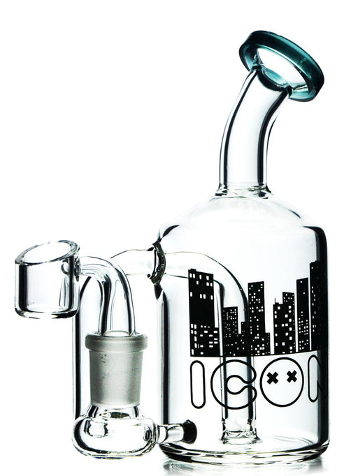 Milk Bottle Dab Rig