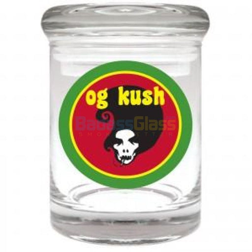 OG Kush Jar for 1/8 oz