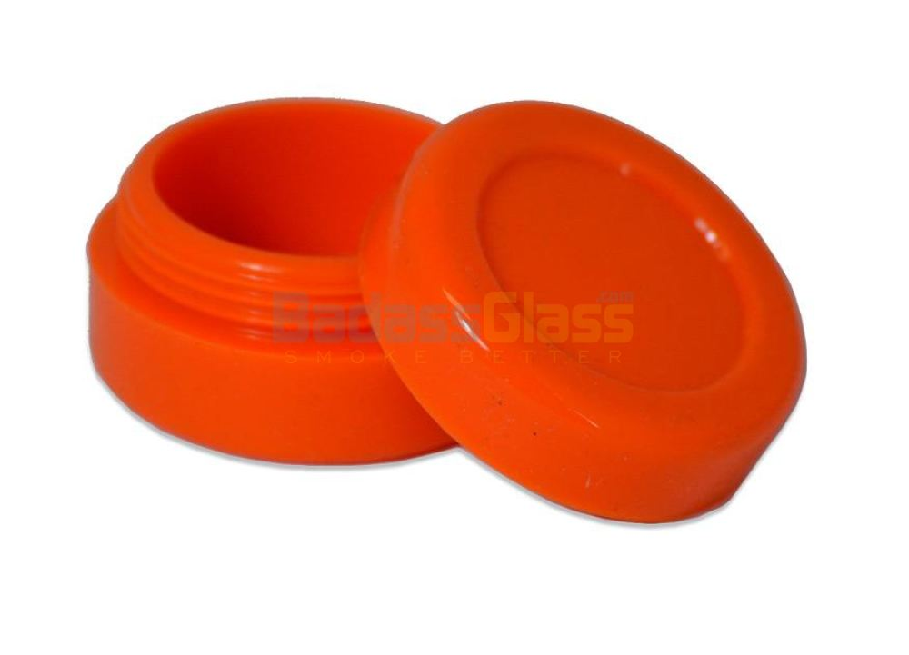 Orange Non-Stick Concentrate Container - 5 ml