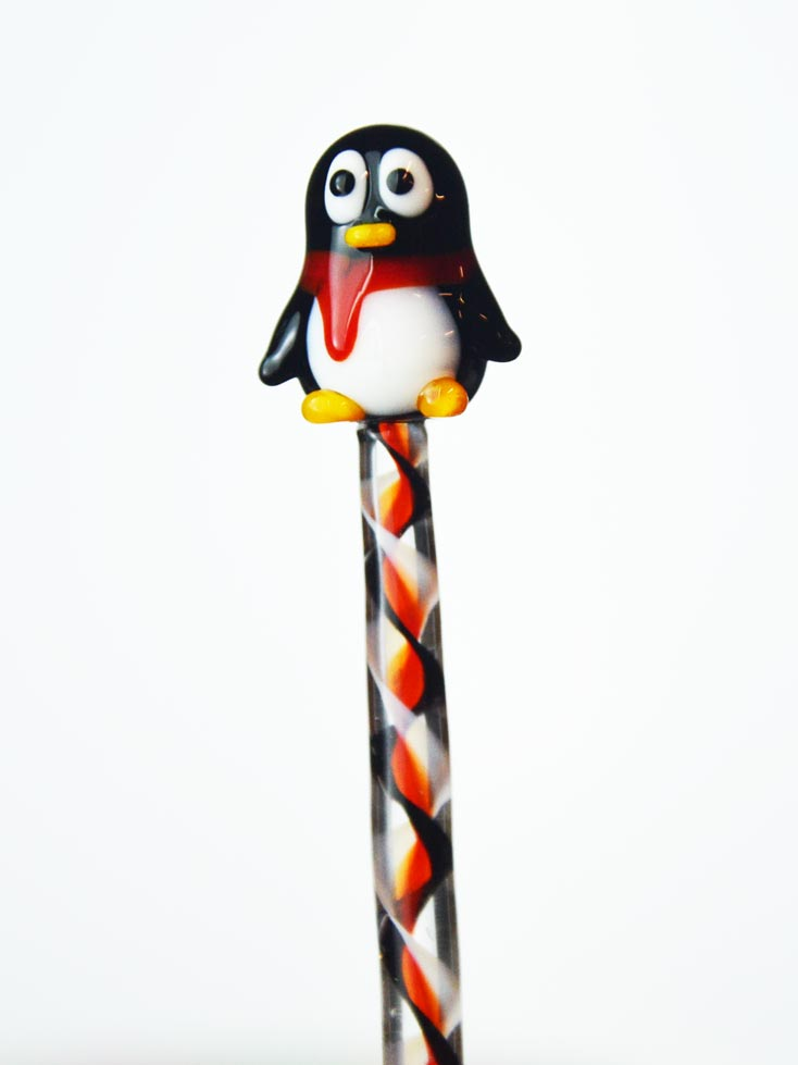 Glass Penguin Dabber