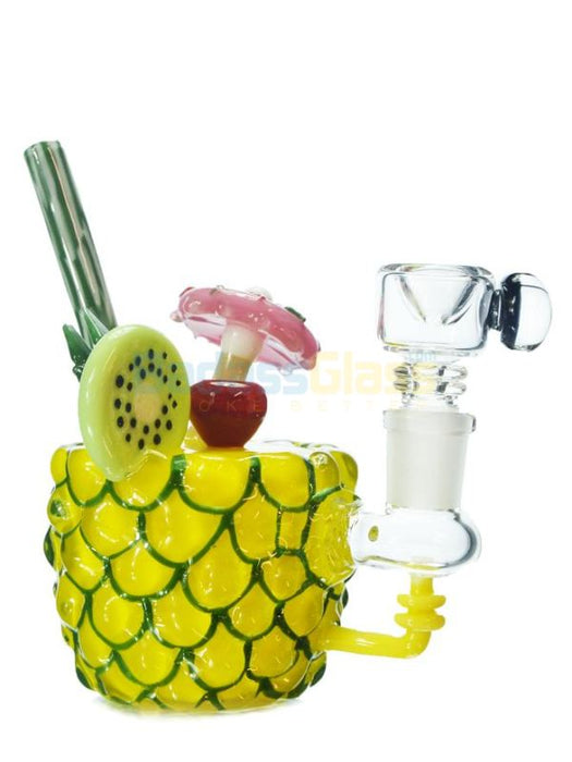 Pineapple Themed Dab Rig By Empire