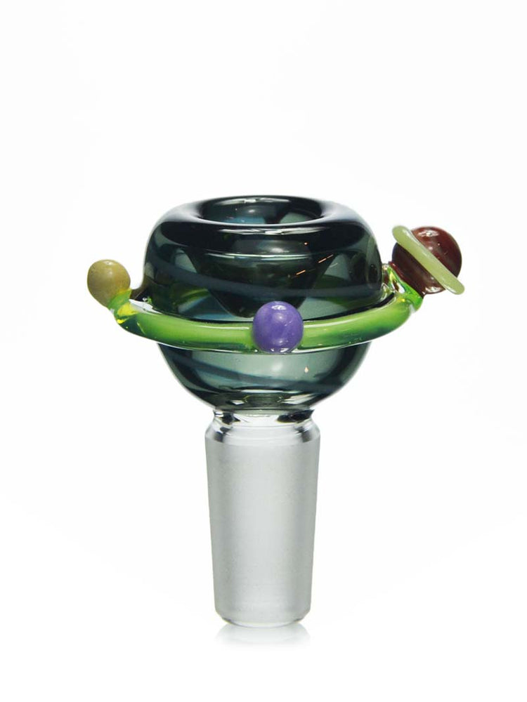 14mm Outer Space Bowl Piece