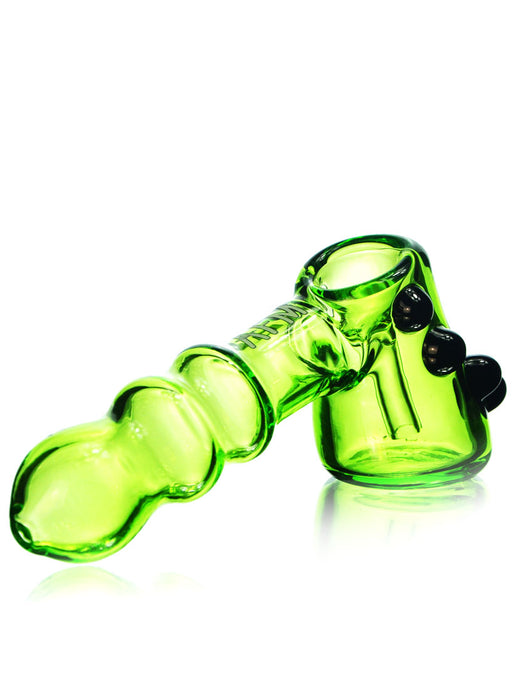 Radioactive Green Bubbler by AFM