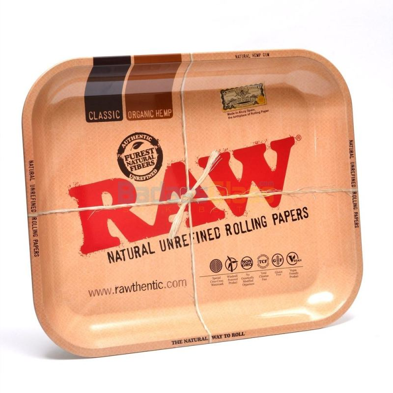 Raw Large Tray