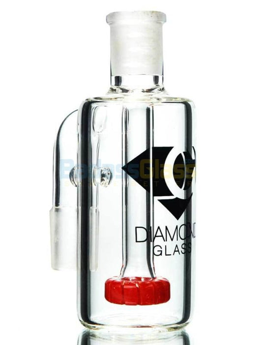 Red 14mm 90 Degree Showerhead Ash Catcher By Diamond