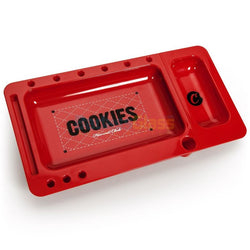 Red Cookies Rolling Tray 2.0 By Cookiessf